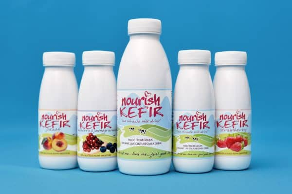 Kefir range