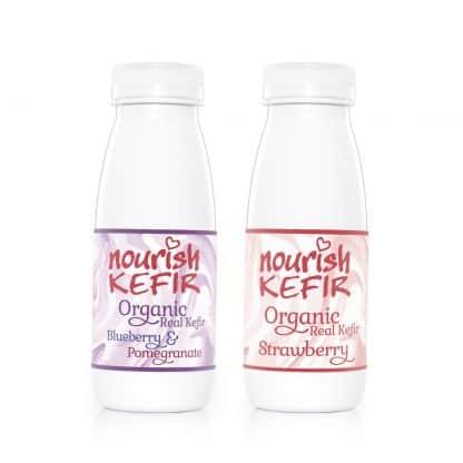 Organic Fruit Kefir