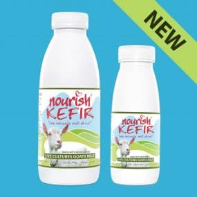 Goats Milk Kefir drinks
