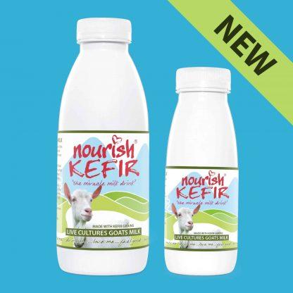 Goats Milk Kefir drinks