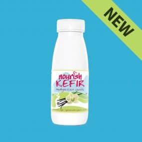 100% organic Madagascan Vanilla Kefir